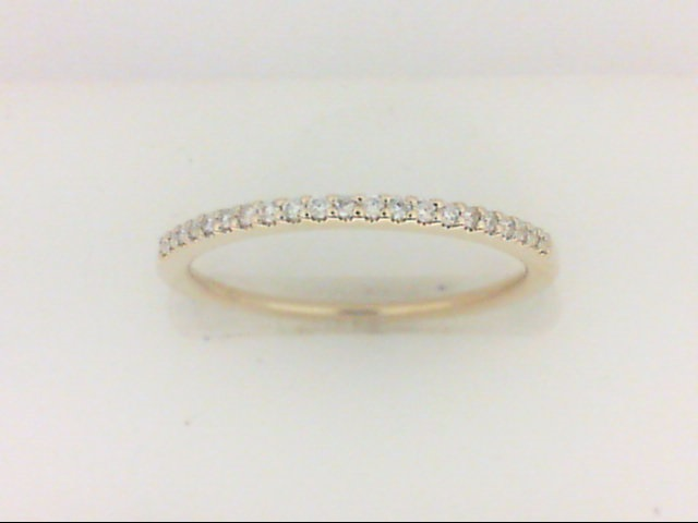 Yellow Gold Diamond Ring by Leddel