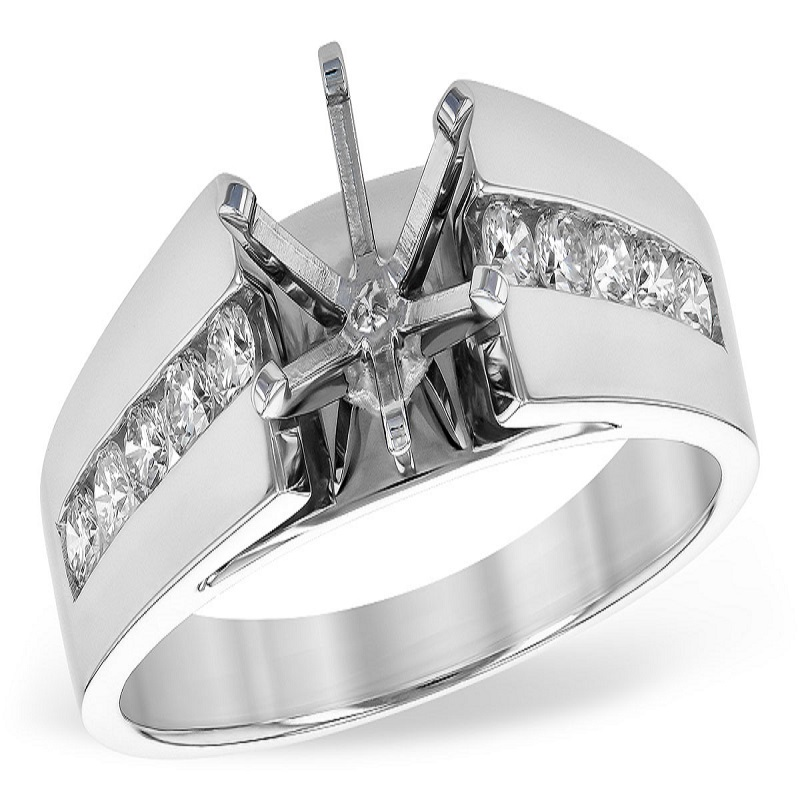 Diamond Engagement Rings by Allison Kaufman