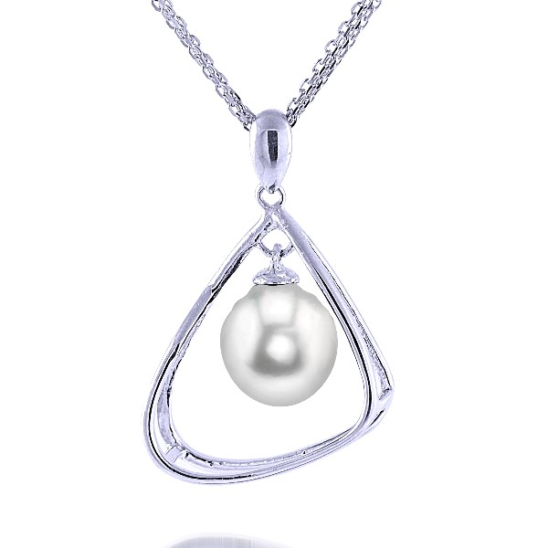 Dangle Freshwater Pearl Pendant by Imperial Pearls