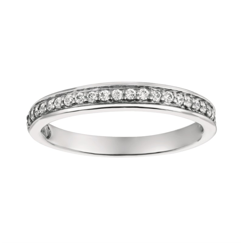 Diamond Wedding Band by Gems By Pancis