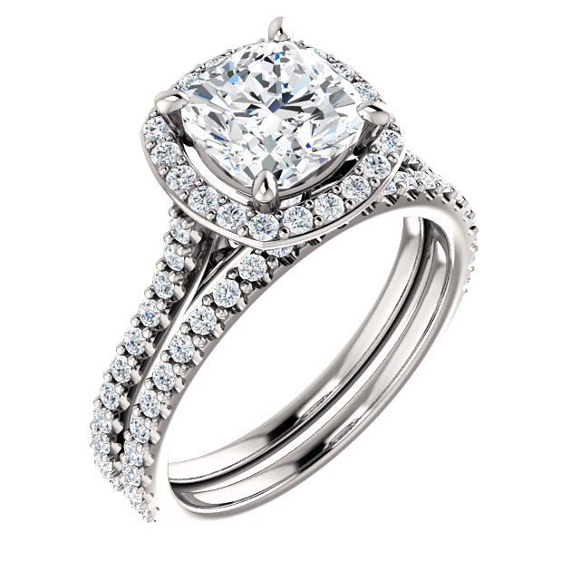 Diamond Engagement Rings by Ever & Ever