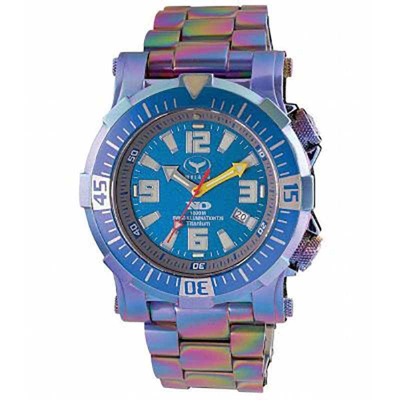 Wyland Limited Edition Poseidon Watch by Reactor Watch