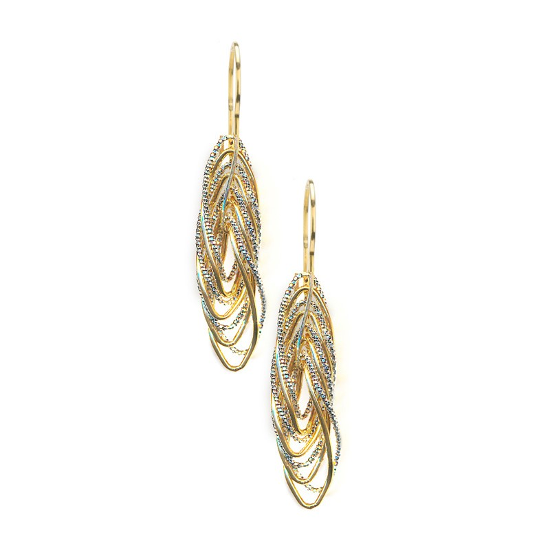 Frederic Duclos Vortex Earrings by Frederic Duclos